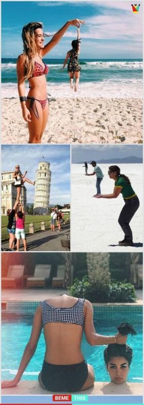 fotos que engañan la vista