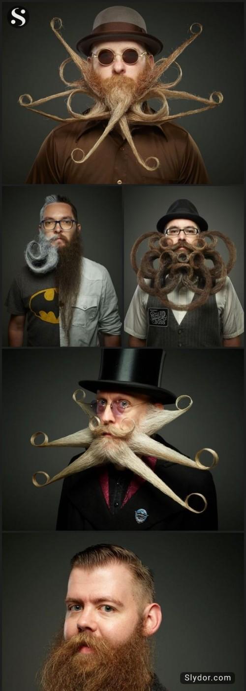 barbas extravagantes