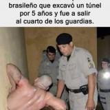 brasilleno-que-excavo-un-tunel-por-5-anos-y-fue-a-salir-al-cuarto-de-los-guardias