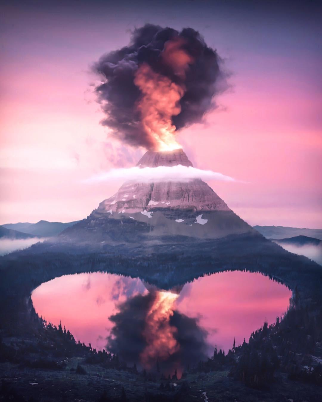 el corazón del lago