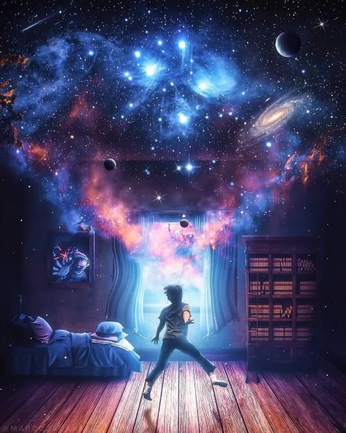 imagen bonita galaxya