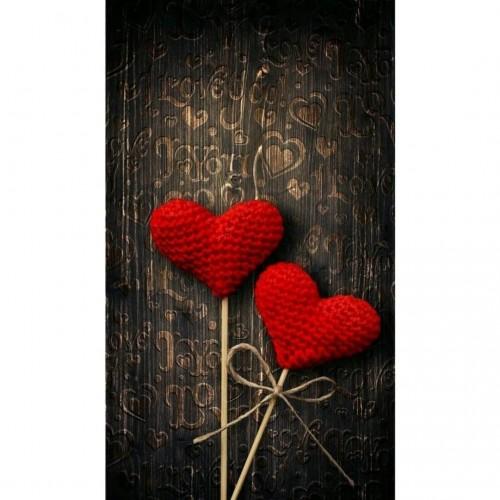 Fondos con corazones para historias de instagram