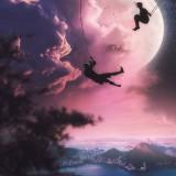 imagen-bonita-de-pareja-con-una-lunar-impresionante