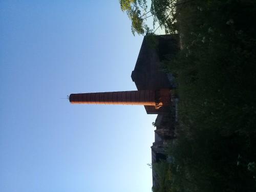 foto de la fabrica de liebig entre rios